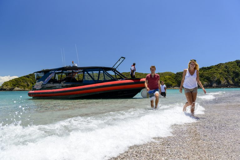 Bay of Islands couples idea - an island cruise