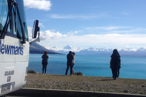 Backpacker Bus - the easiest way to travel round NZ