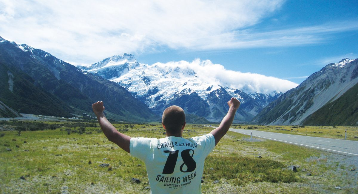 how to visit mount cook new zealand